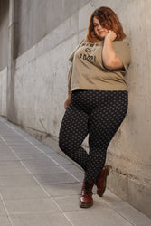 polka-dots-black-and-charcoal-gray-plus-size-leggings