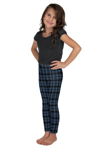 Rockstar Tartan Kid's Leggings