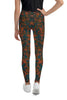 rust-camo-leggings-for-teen-girls