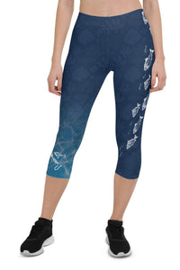 Sheefish Urban Capri Leggings