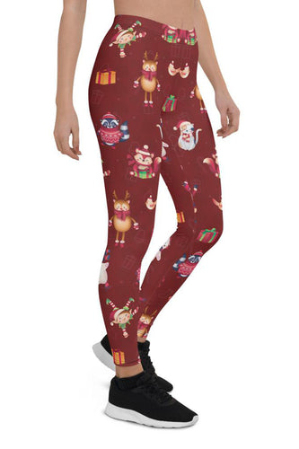 Christmas Joy Urban Leggings