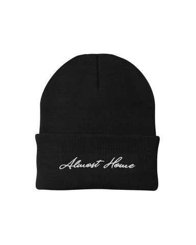 ALMOST HOME KNITTED BEANIE
