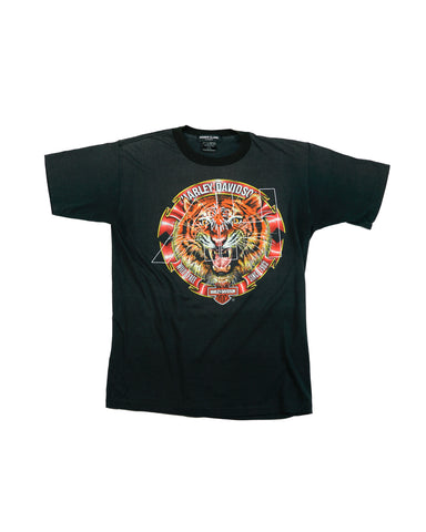 ALMOST HOME X KEISER CLARK VINTAGE BIG CAT TEE (S)