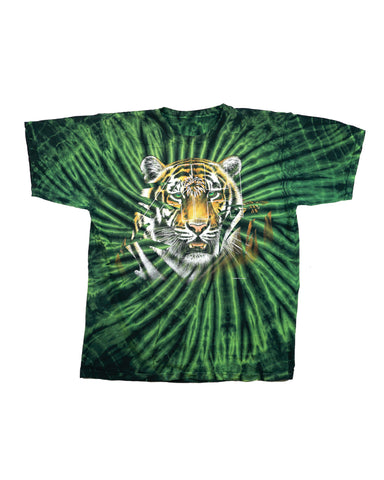 ALMOST HOME X KEISER CLARK VINTAGE BIG CAT TEE (XXL)