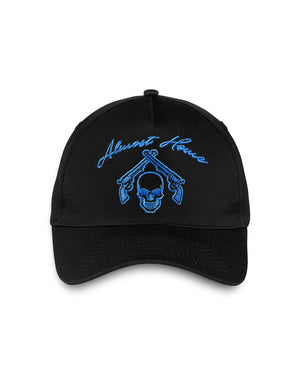 ALMOST HOME COBALT GUNSLINGER CLASSIC PRO HAT