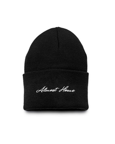 ALMOST HOME RIB KNIT BEANIE