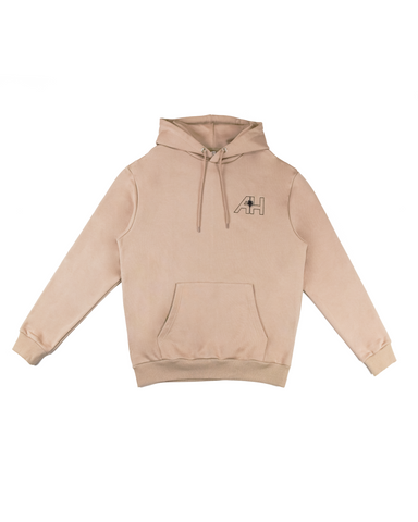 ALMOST HOME TAN SWEATSHIRT