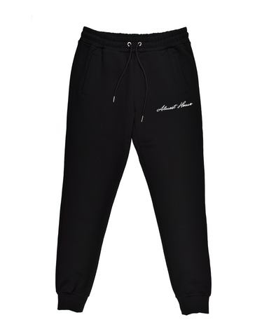 ALMOST HOME BLACK SWEATPANT