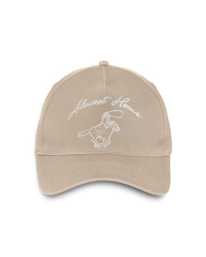 ALMOST HOME TAN LASSO CLASSIC PRO HAT