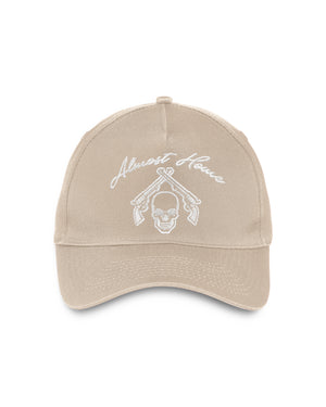 ALMOST HOME TAN GUNSLINGER CLASSIC PRO HAT