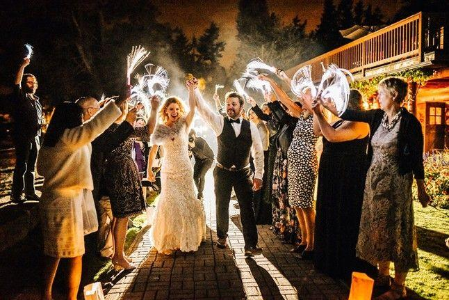 Lighted Fiber Optic Wands  for Wedding Send-offs, Anniversary Celebrations