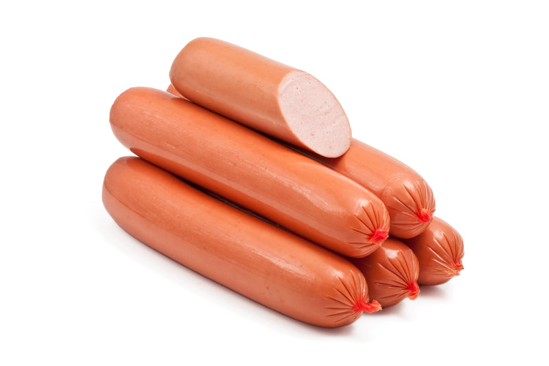 sausage casing for hotdogs
