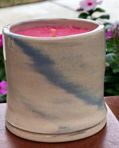 - Ceramic Candle - Red Hot Cinnamon