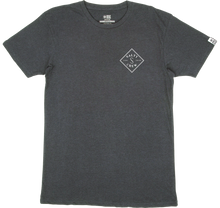 Load image into Gallery viewer, Salty Crew Men's Tippet Premium T-Shirt - charcoal heather