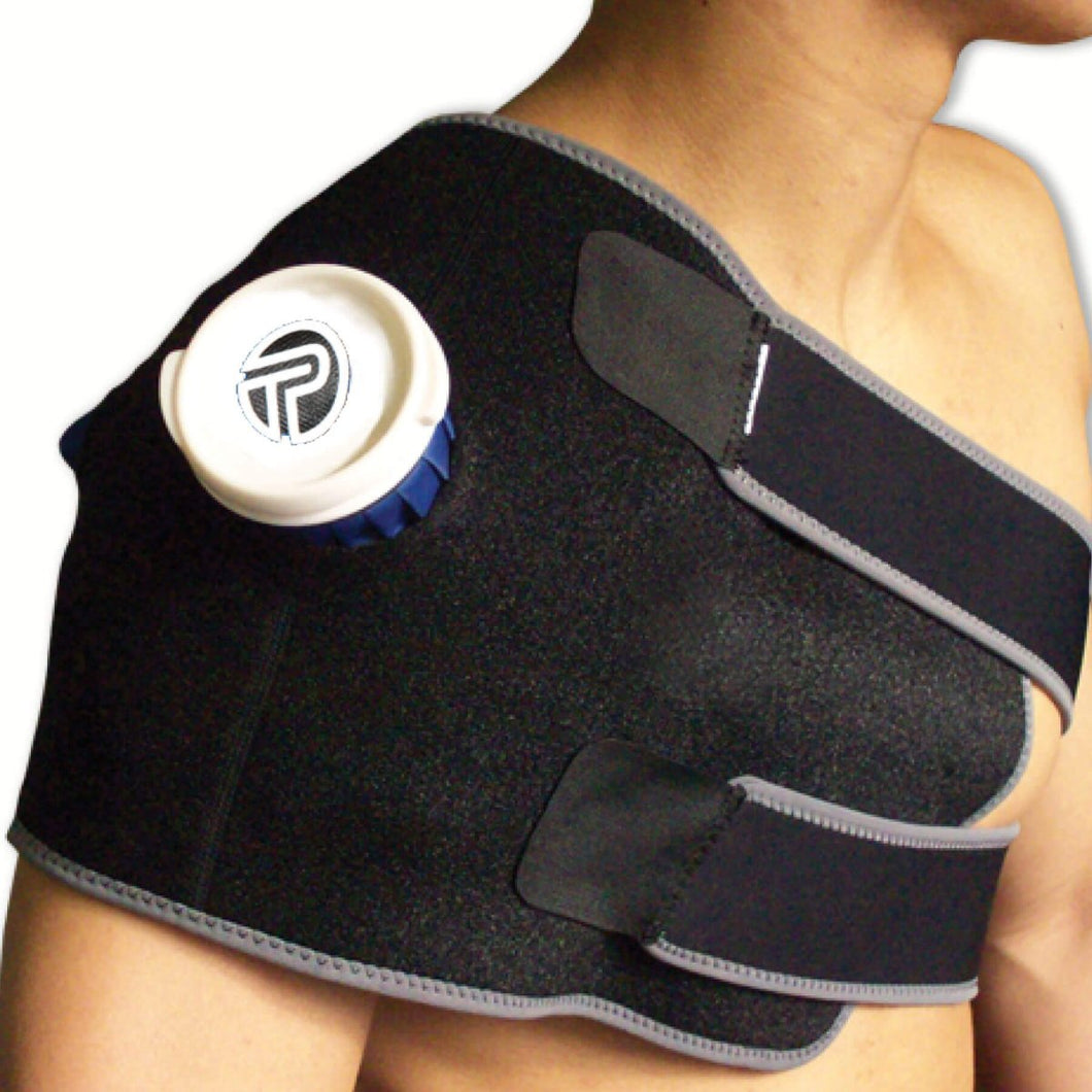 Pro-Tec Ice Cold Therapy Wrap - Shoulder/Back