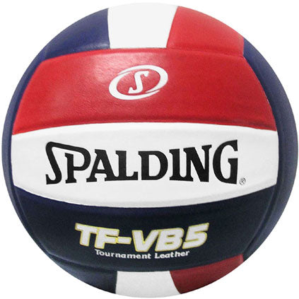 Spalding TF-VB5 Volleyball - red/white/blue