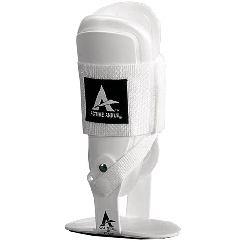 Active Ankle T2 Ankle Brace - white