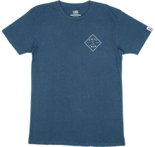 Load image into Gallery viewer, Salty Crew Men's Tippet Premium T-Shirt - harbor heather