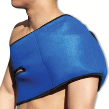 Load image into Gallery viewer, Pro-Tec Hot/Cold Therapy Wrap - Shoulder/Back