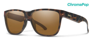 Smith Lowdown XL 2 Sunglass - matte havana - ChromaPop polarized brown lens