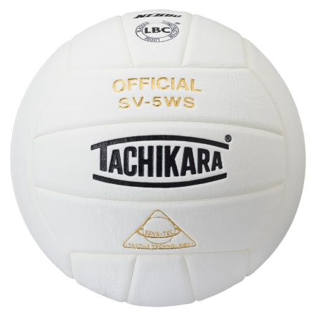 Tachikara SV5WS Volleyball - white