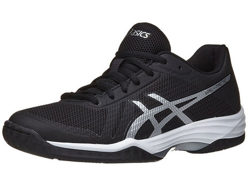 Asics Women's Gel-Tactic 2 Volleyball Show - black/silver/white B752-9093