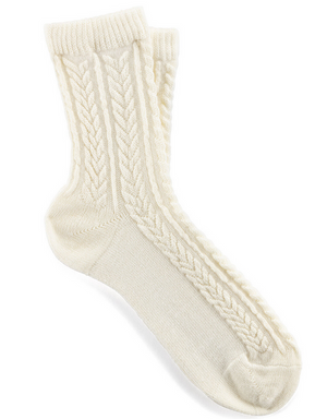 BIRKENSTOCK SOCKEN CABLE-KNIT