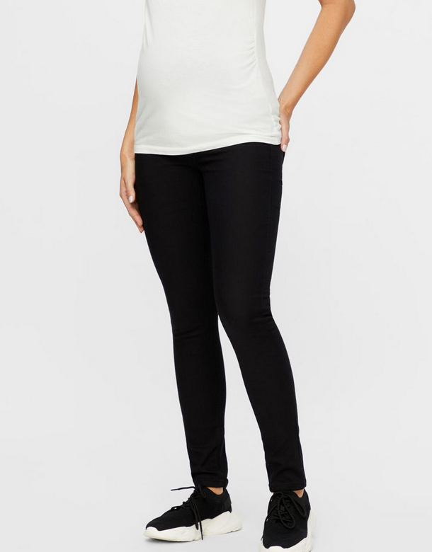 MAMALICIOUS SLIM PANT UMSTANDSJEANS BACK