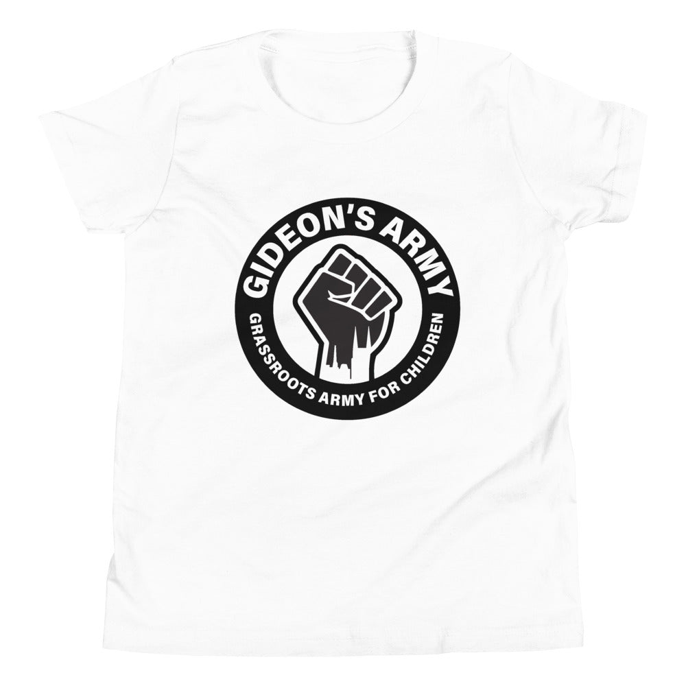Youth Gideon's Army Logo Tee