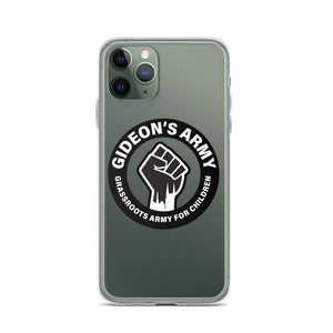 Gideon's Army iPhone Case