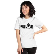 Load image into Gallery viewer, Unisex Rebuild North Nashville Team Tee