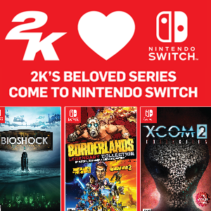 Hot Picks - 2K's Beloved Series Comes to Nintendo Switch