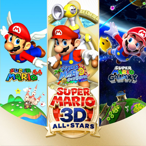 Hot Picks - Super Mario 3D All-Stars