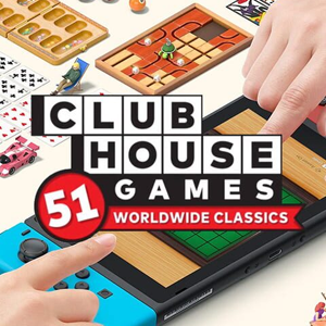 Hot Picks - Clubhouse Games: 51 Worldwide Classics