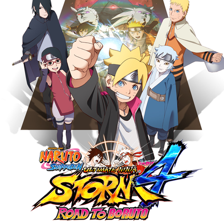 Hot Picks - Naruto Shippuden Ultimate Ninja Storm 4 Road to Boruto