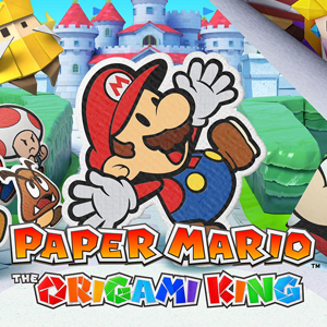 Hot Picks - NSW Paper Mario: The Origami King