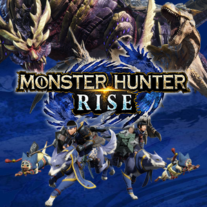Monster Hunter Rise Game & Merchandise