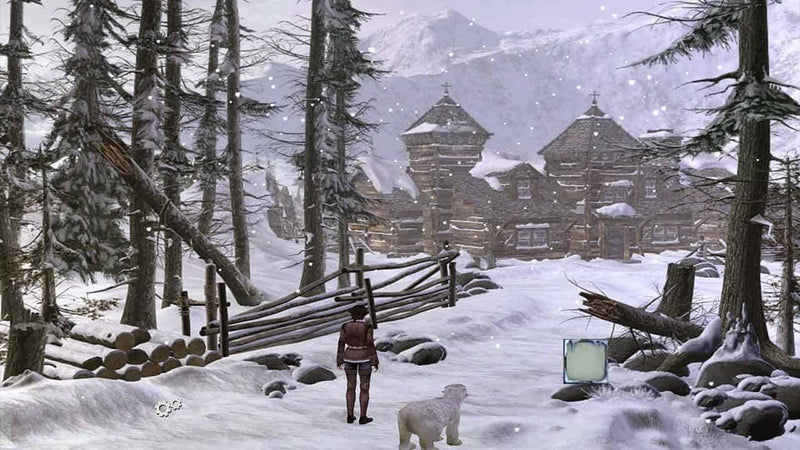 NSW SYBERIA TRILOGY (EU)