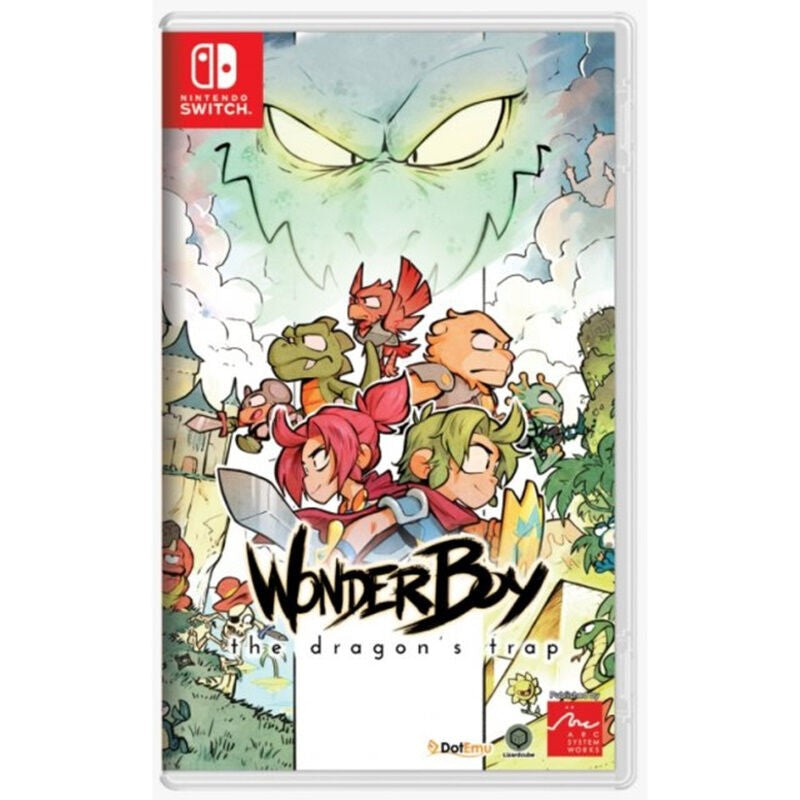 NSW WONDER BOY THE DRAGONS TRAP (ASIAN)