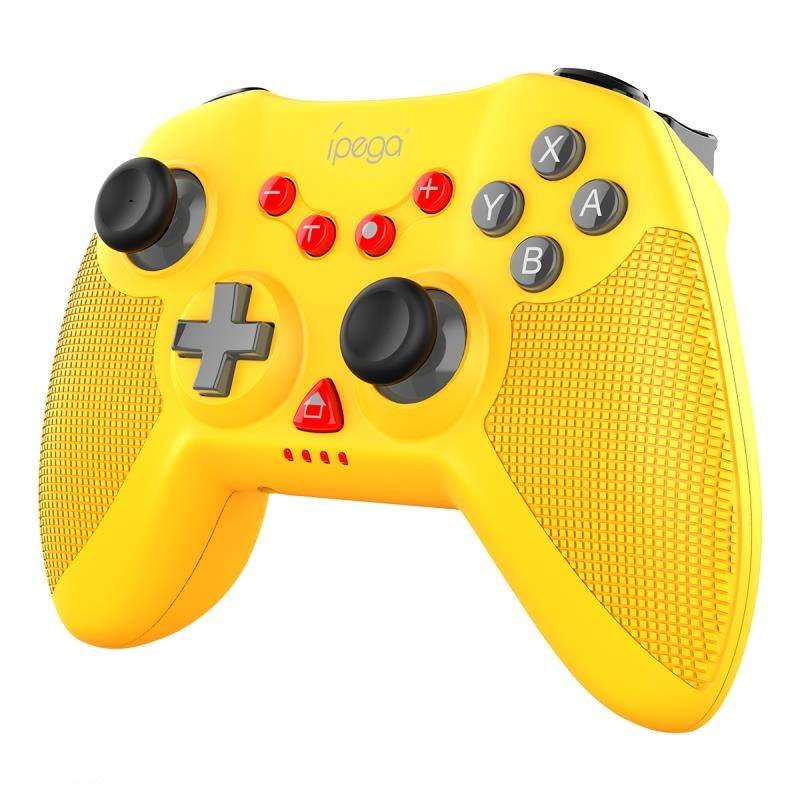 IPEGA WIRELESS CONTROLLER FOR N-SWITCH/ANDROID DEVICES/WINDOWS PC/P3 YELLOW (PG-SW020B)