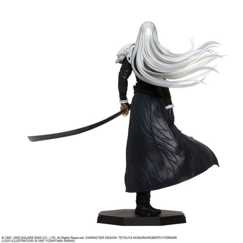 FINAL FANTASY VII REMAKE STATUETTE SEPHIROTH ACTION FIGURE