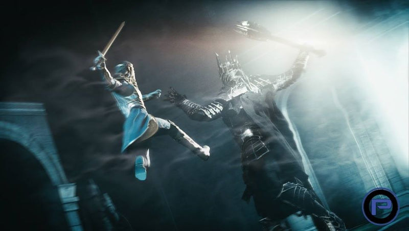 PS4 MIDDLE EARTH SHADOW OF MORDOR GAME OF THE YEAR ALL