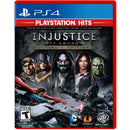 PS4 INJUSTICE GODS AMONG US ULTIMATE ED. ALL PLAYSTATION HITS