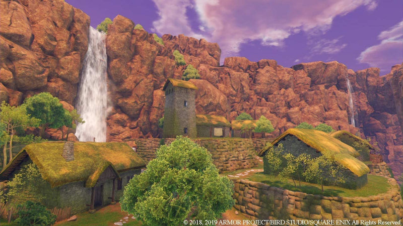 NSW DRAGON QUEST XI S ECHOES OF AN ELUSIVE AGE DEFINITIVE EDITION (AU)