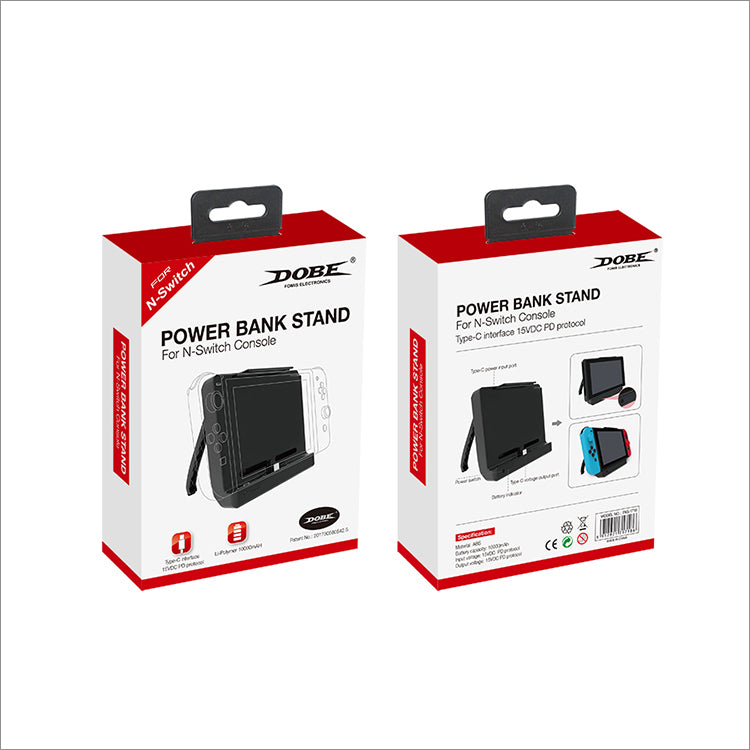 DOBE NSW POWER BANK STAND FOR N-SWITCH CONSOLE (TNS-1718)