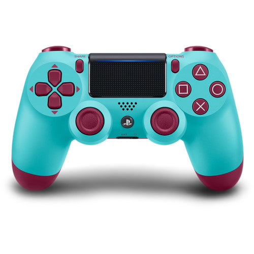 PS4 DUALSHOCK 4 WIRELESS CONTROLLER BERRY BLUE (CUH-ZCT2U) LATAM