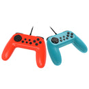 DOBE NSW WIRED CONTROLLER FOR N-SWITCH 1.8 LINE LENGTH NEON RED / NEON BLUE (TNS-19068)
