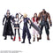 FINAL FANTASY VII REMAKE TRADING ARTS (BLIND BOX) [ONE (1) RANDOM FIGURINE]
