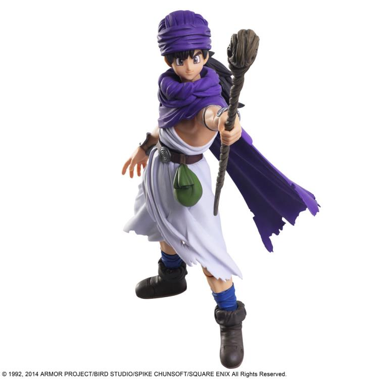 DRAGON QUEST V HAND OF THE HEAVENLY BRIDE BRING ARTS ACTION FIGURE (HERO)