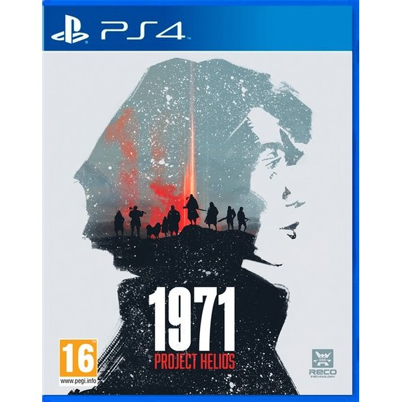 PS4 1971 PROJECT HELIOS COLLECTORS EDITION REG.2